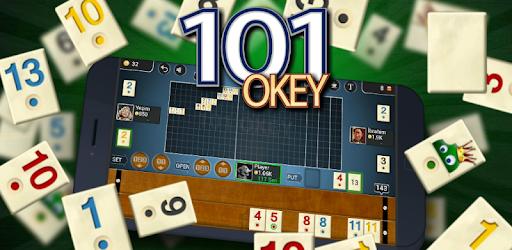 101 Okey for PC
