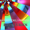 Red Hot Chili Peppers Lyrics APK
