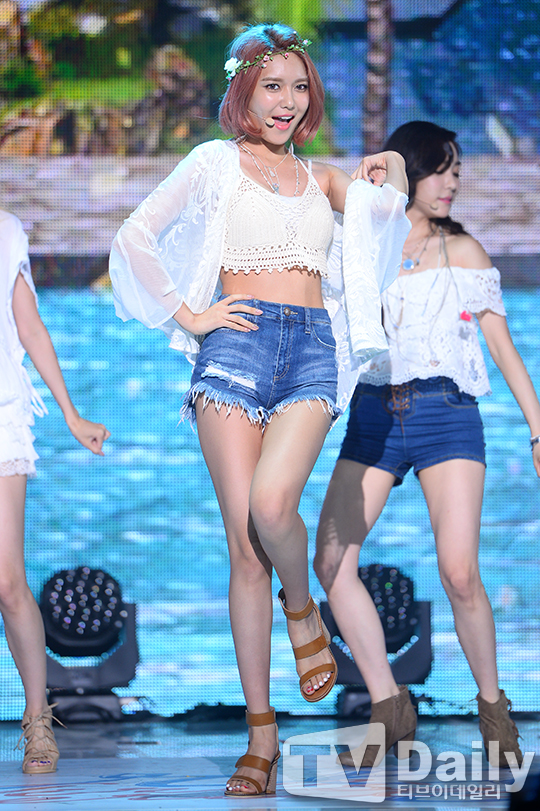 sooyoung legs 2