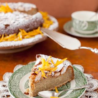 Gateau Grand Marnier - Orange Liqueur Cake.
