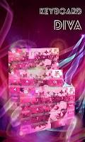 Screenshot of Diva Keyboard