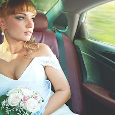 Wedding photographer Irina Yarulina (irulina). Photo of 15.09.2014