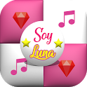 Piano Games Soy Luna icon