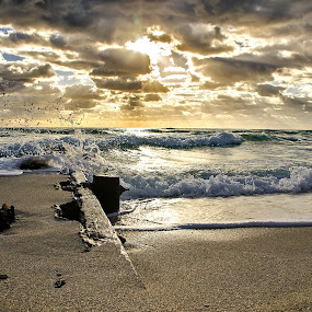 Atlantic Ocean by Björn Olsson - Landscapes Waterscapes ( water, miami, ocean, öandscape, atlantic )