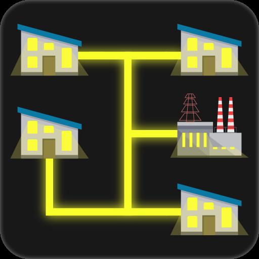 Powerline - Logic Puzzles Icon