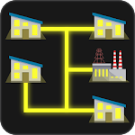 Powerline - logic puzzles Icon