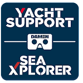 Yacht Support & SeaXplorer VR