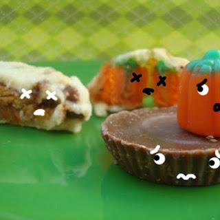 Deep-Fried Halloween Candy.