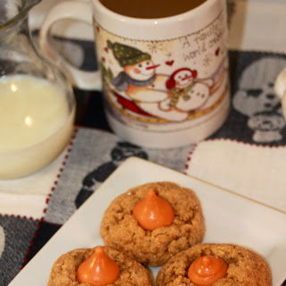 Pumpkin Spice Cookie Blossoms