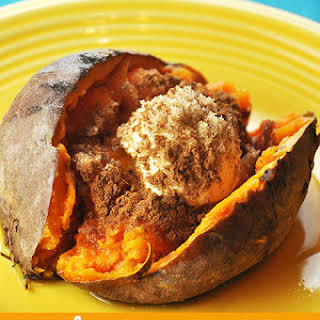 Crock Pot Sweet Potatoes.