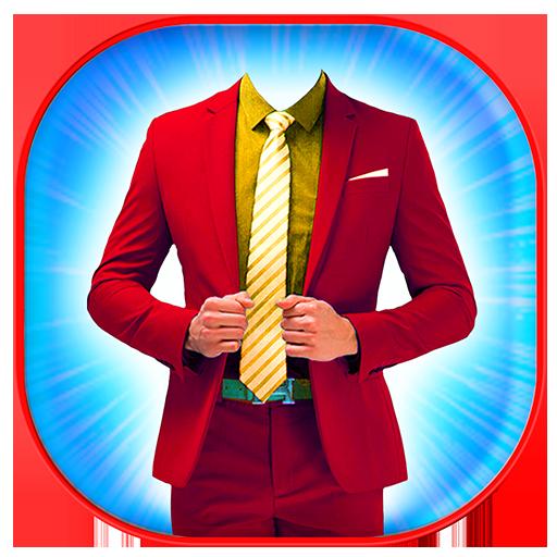 🤵 Man Suit Photo Montage Maker 🤵