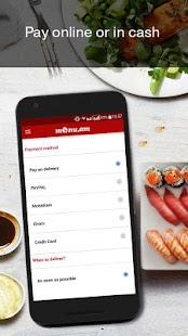 Menu.am — restaurant food delivery - náhled
