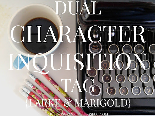 Dual Character Inquisition Tag - Larke and Marigold