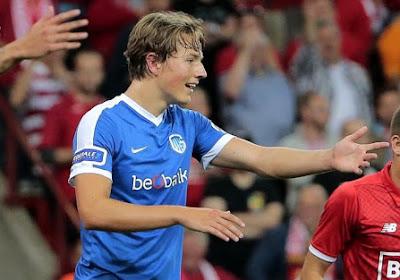 Sander Berge zag een deal met Everton afspringen en belandde bij Genk... eerst toch even googelen