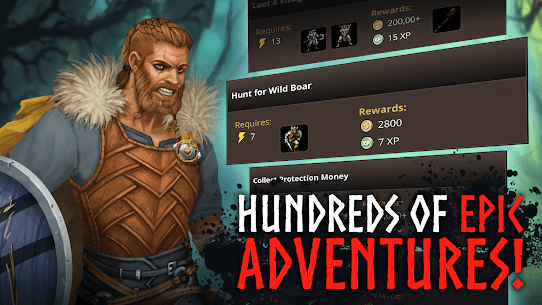 Viking Clan: Call of Valhalla 3.10.1 Android Mod APK 2