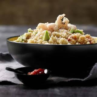 Spicy Couscous Salad.