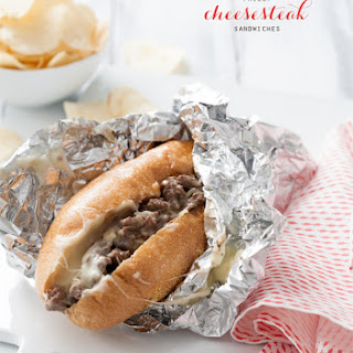Philly Cheese Steak Toppings Recipes
