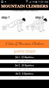 Gym Workouts: Pocket Trainer - náhled