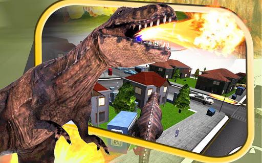 無料模拟Appの恐竜は破壊します 記事Game