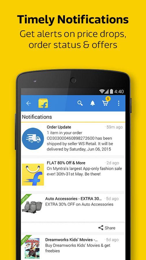 Flipkart - screenshot