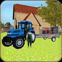 Landscaper 3D: Mower Transport icon