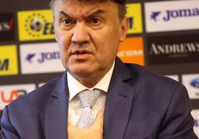 Mis sous pression, le président de la fédération bulgare démissionne