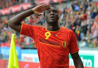 Un jeune supporter belge récompensé par Lukaku