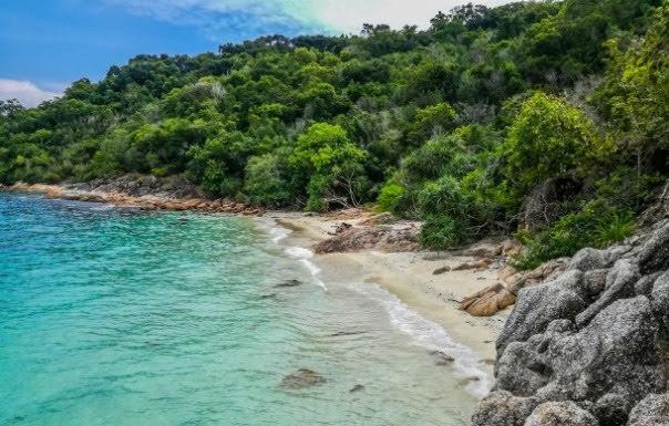 Adam & Eve Beach, Perhentian Kecil