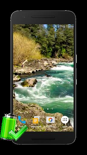 강 라이브 배경 화면