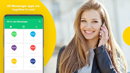 Social Video Messengers - Free Chat App All in one 3.5 screenshots 3