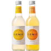 Genie Live Soda with Active Cultures