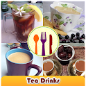 Tea Drinks Recipes Free icon