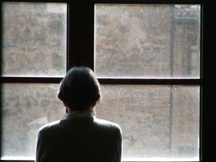 Uno sguardo da dentro a fuori.. di giacu
