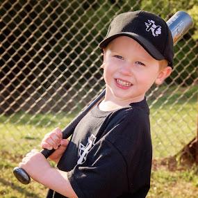 by Stephanie Halley - Sports & Fitness Baseball