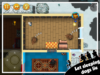Robbery Bob MOD APK 1.18.36 [Unlimited Money + Unlocked All Features] 8