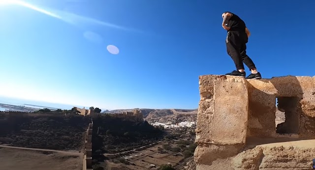 Fotograma extraído del vídeo compartido en YouTube.