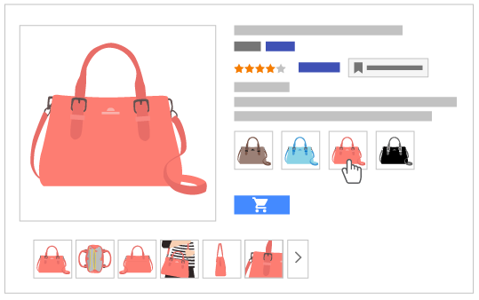 Google Smart Shopping Results