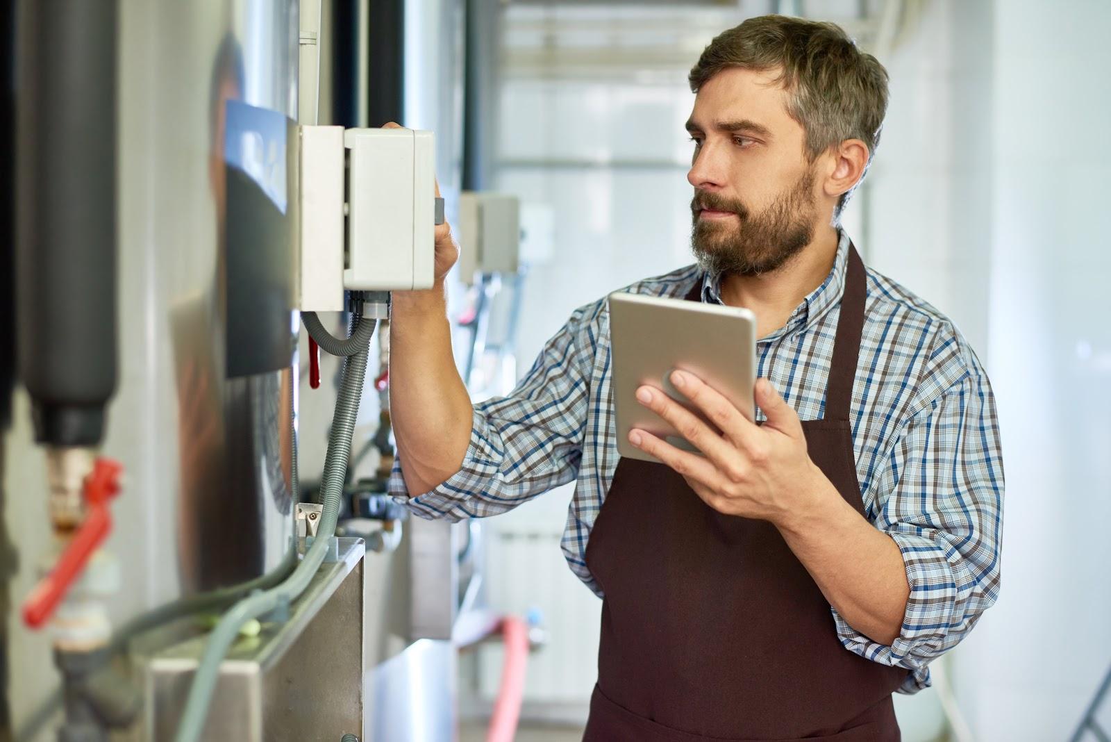 SOP Standard Operating Procedure Handheld Device