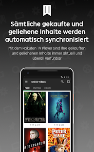 Rakuten TV - Filme & Serien Screenshot