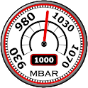 DS Barometer - Weather Tracker icon