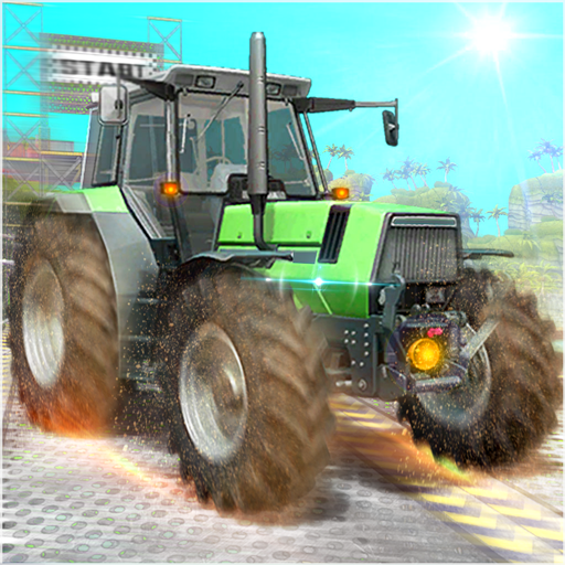 Impossible Tractor Stunts : Offroad Tracks