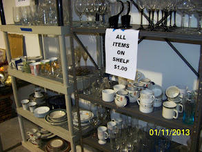 Photo: Glass Sets $1.00