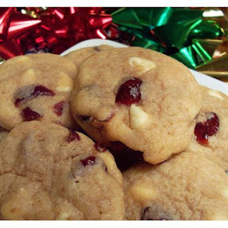 Holiday Cranberry Cookies