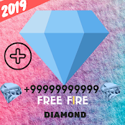 Diamond calc for Free Fire Free