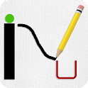 Physics Pencil : Challenging Puzzle Games icon