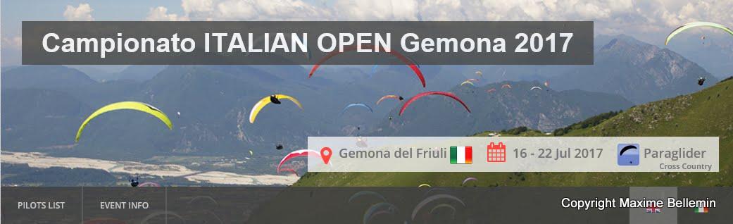 Championnat d'Italie 2017 Italian Open