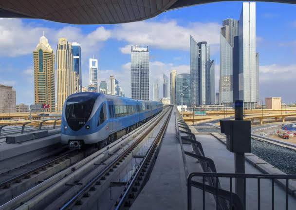 Metrô de Dubai