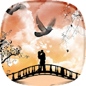 浪漫的動態壁紙 icon
