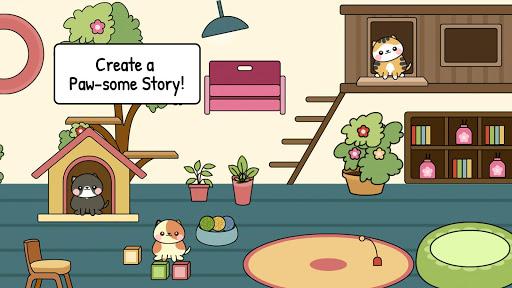 My Cat Townud83dude38 - Free Pet Games for Girls & Boys 1.1 screenshots 6