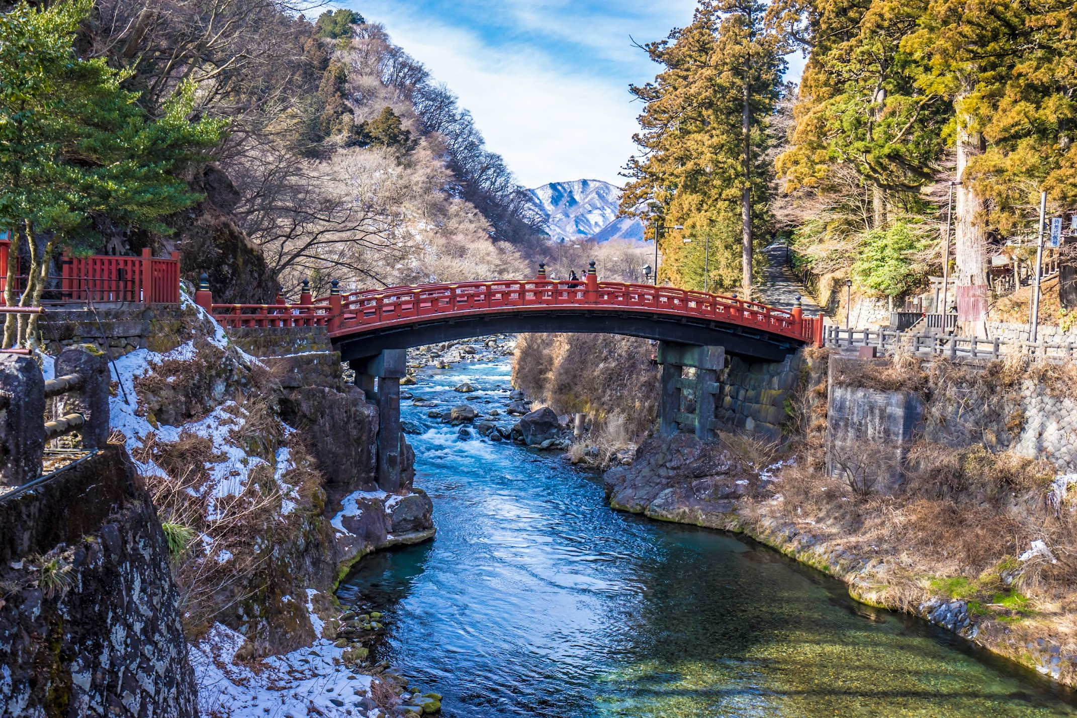 Nikko Shinkyo Bridge2